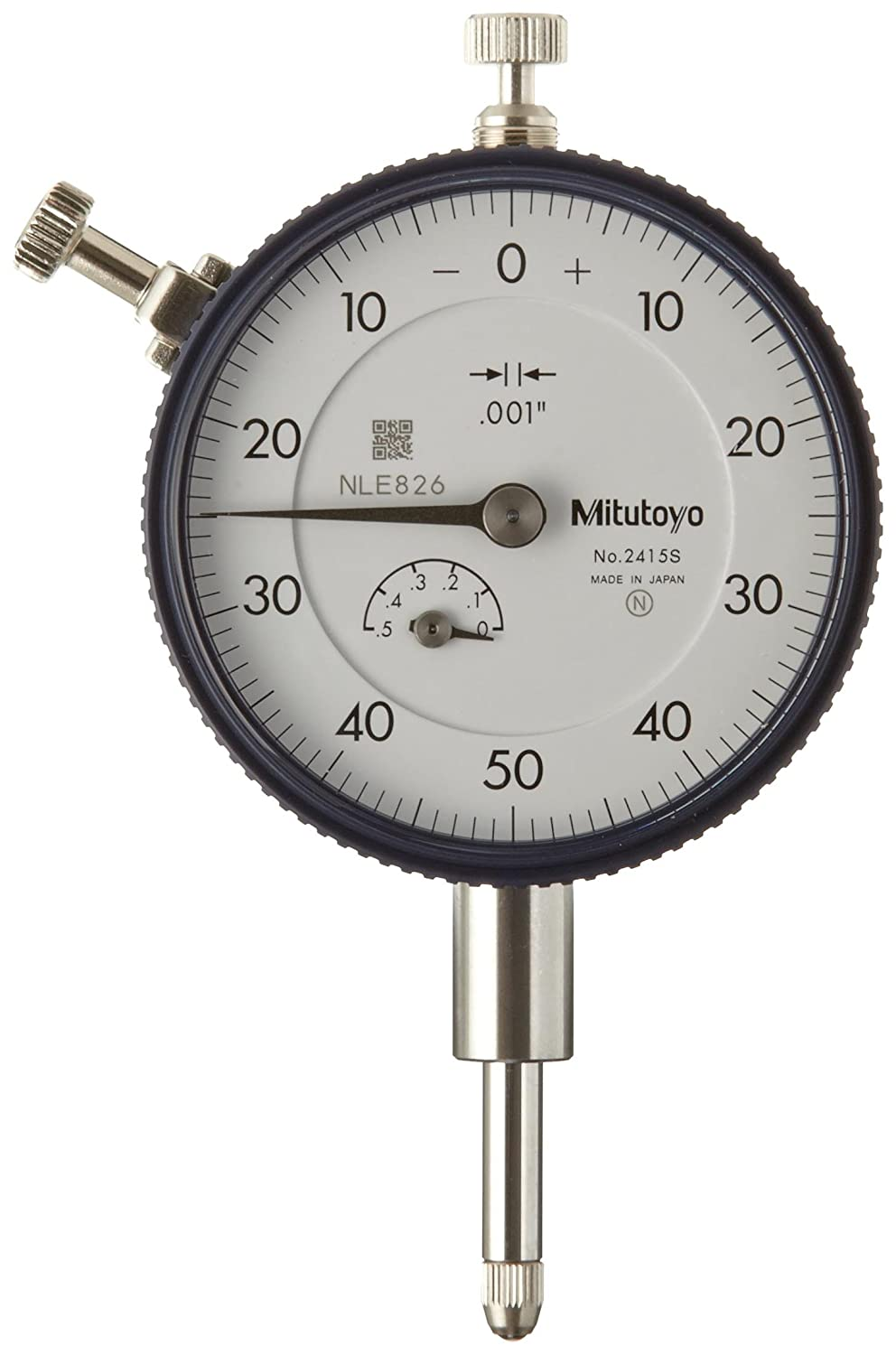 "Analog Dial Indicator 0 to 1.000/""  W//Ball Point"