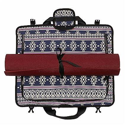 Havanadd Completo Zip Ejercicio Yoga Mat Sling Bag Bolsa de ...