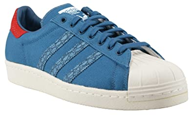 competitive price 23c48 6ecfe Image Unavailable. Image not available for. Color adidas Superstar 80S  Animal Oddity ...