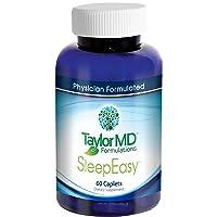 SleepEasy ™ - Insomnia & Stress Relief Supplement – Fast Sleep – Herbal Sleeping...