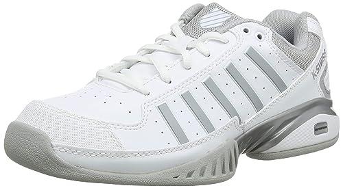 K-Swiss Tennisschuh Receiver IV Carpet, Zapatillas de Tenis para Mujer: Amazon.es: Zapatos y complementos