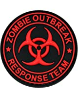 Zombie Response Team Biohazard Morale Patch