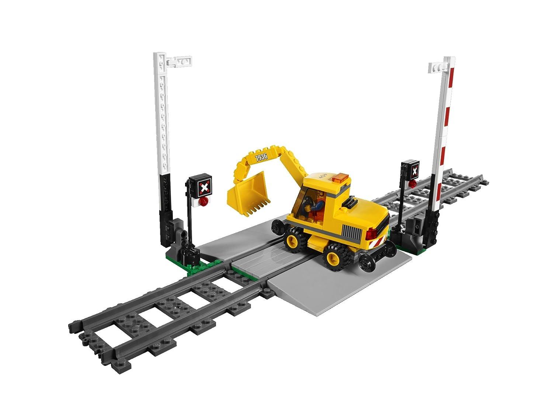 LEGO City 7936 - Bahnübergang: Amazon.de: Spielzeug