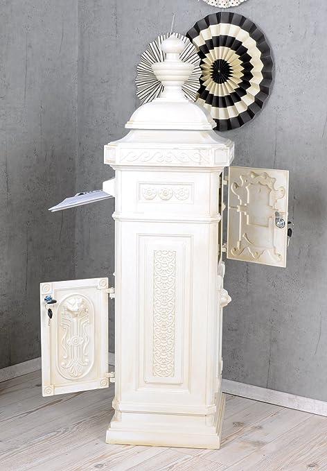 Historischer Standbriefkasten Briefkasten Briefbehälter