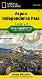 Aspen, Independence Pass (National Geographic Trails Illustrated Map (127))