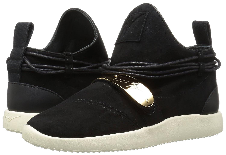 Giuseppe Zanotti Women's Rw70072 Fashion Sneaker B071HH3YZ1 7.5 B(M) US|Nero