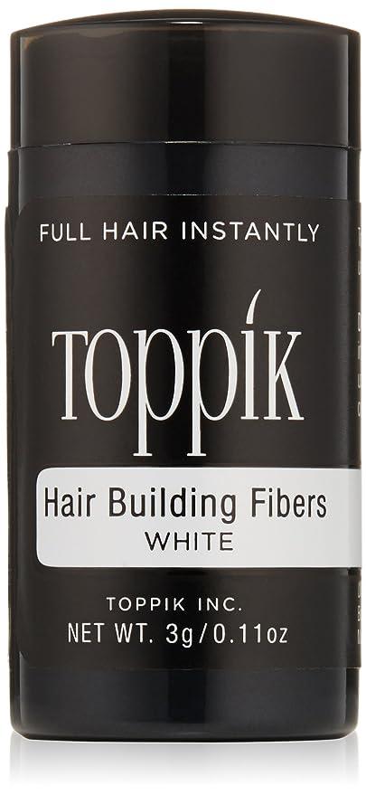 Toppik Fibras Capilares - Tamaño Mini 3g - Color Blanco