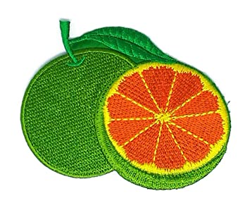Chaleco De Moto Con Diseno De Dibujos De Frutas Color Naranja Y