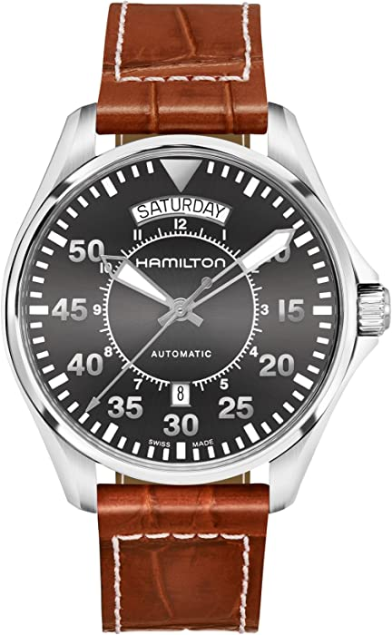 Reloj Hamilton Aviation