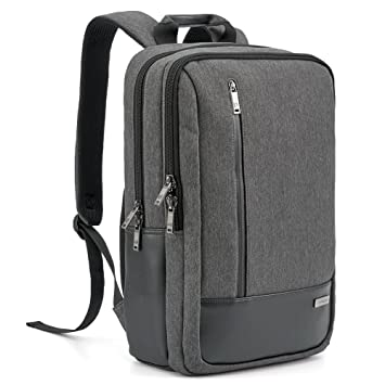 Amazon.com: Laptop Backpack Evecase 17.3 inch Modern Business ...