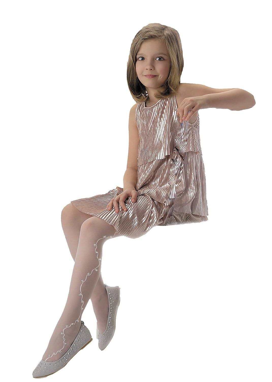 Knittex gorgeous sheer patterned tights Grace 20 Denier.