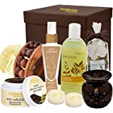 BodyHerbals Anti Cellulite Coffee Spa Gift Hamper (Gifting Idea for All Occasions Birthday, Anniversary, Wedding) Personal Care, Beauty, Skin Care