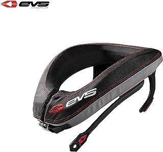 Adult EVS R3 Race Collar Neck Nut Brace Black
