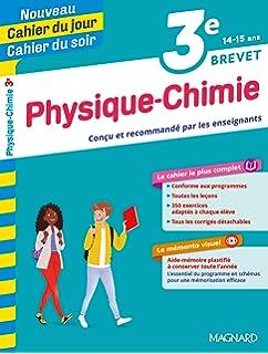 Amazon Fr Cahier Du Jour Cahier Du Soir Brevet 3e