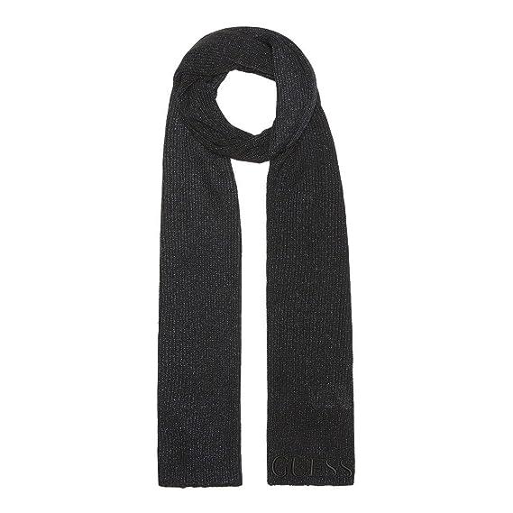 Guess - Echarpe - Femme Noir noir Taille unique  Amazon.fr  Vêtements et  accessoires 9df2071327f