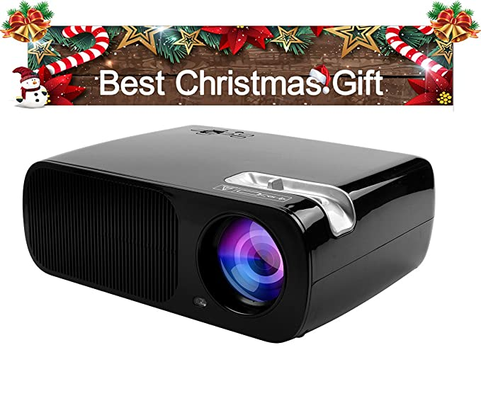FastFox Video Proyector Projector 2600 Lumen 800x480 Multimedia ...