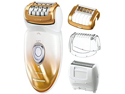 Panasonic ES-ED50-N Multi-Functional Epilator and Shaver