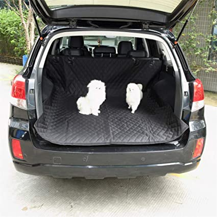 Amazon Com Mqzc Car Boot Pet Mat Waterproof Cushion Pet Dog Pads