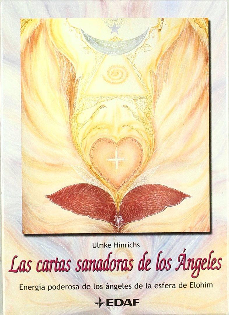 CARTAS SANADORAS DE LOS ANGELES (Spanish Edition): HINRICHS ...