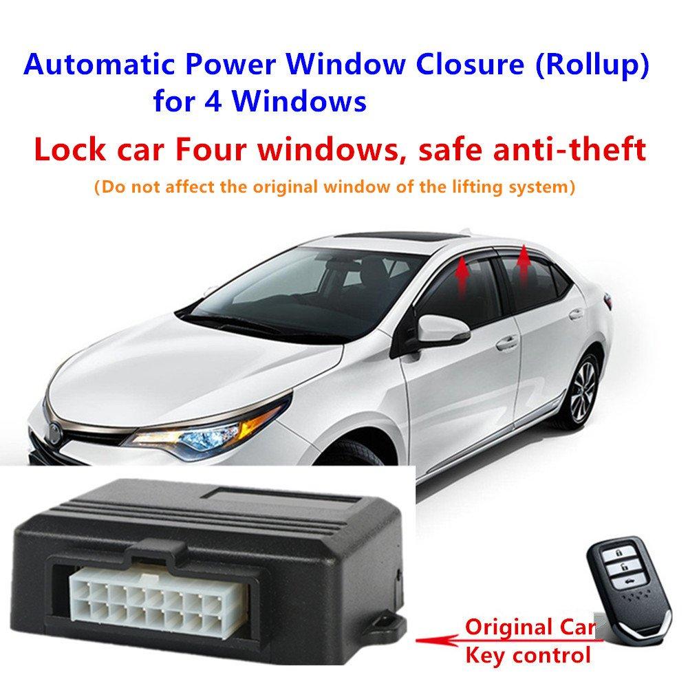 Amazon.com: Universal Auto Safety Device OBD Window Closer ...