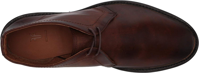 FRYE Men's Paul Chukka Boot Cognac