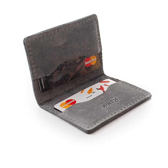 Ronin slim wallet wallets credit business card holder rustic brown ronin slim wallet wallets credit business card holder rustic brown vintage genuine leather minimalist accessories business colourmoves
