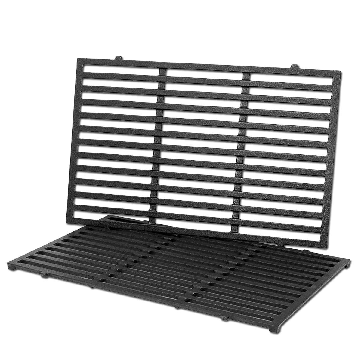 Uniflasy 17.5 Inch Cooking Grid Grates for Weber Spirit 300 Series, Spirit E/S 310, E/S 320, E/S 330, Spirit 700, Genesis 1000-3500, Genesis Gold Silver Platinum B/C, Weber 900, Replaces for 7638 7639 by Uniflasy