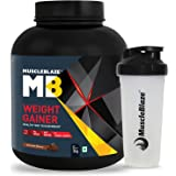 Muscleblaze Weight Gainer With Free Shaker, 6.6 Lb Chocolate