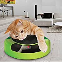 Hareketli Kedi Oyuncağı Cat The Mouse