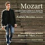 Mozart : Concerto pour clarinette
