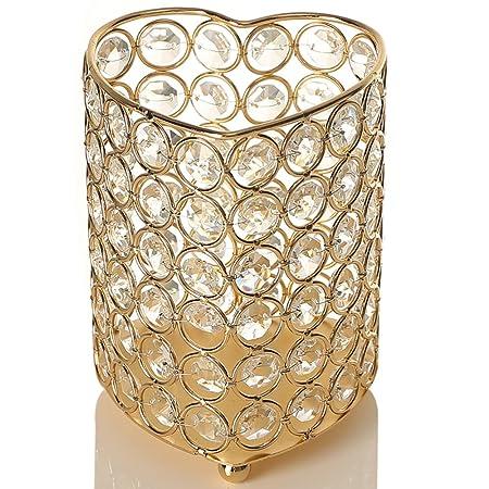 Vincigant crystal candle holderswedding table decorative bowl vincigant crystal candle holderswedding table decorative bowl centerpieces junglespirit Images