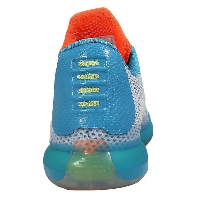 size 40 a0cc3 c0b5f ... Orange Key Lime 726067 100 Nike Kobe 10 NIKE Kobe X GS (High Dive) White  Key Lime-Bl Lagoon (7 . ...