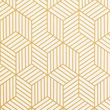 Gold And Beige Geometry Stripped Hexagon Peel And Stick Wallpaper Gold Stripes Wallpaper Luxury Paper Removable Self Adhesive Vinyl Film Decorative Shelf Drawer Liner Roll78 7 X17 7 Amazon Com