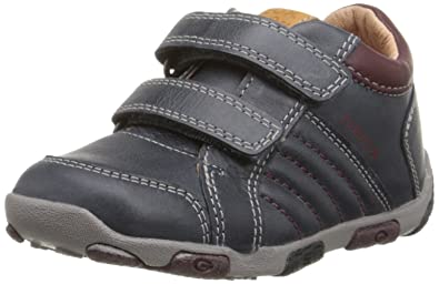0db4fb07a19 Amazon.com: Geox B Balu Boy 46 First Walker (Infant/Toddler): Shoes