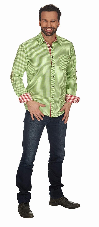 Andrea Moden adultos Disfraz Camisa de cuadros: Amazon.es ...