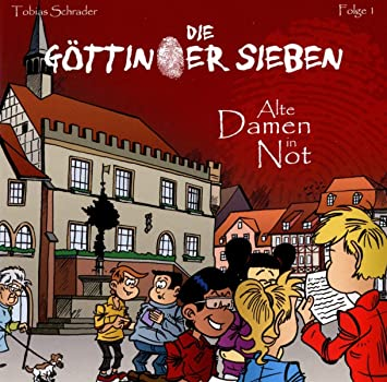 Die Göttinger Sieben: Alte Damen in Not (German Edition)