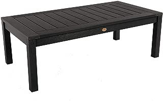 product image for Highwood AD-DSCT1-BKE Adirondack Coffee Table, Black
