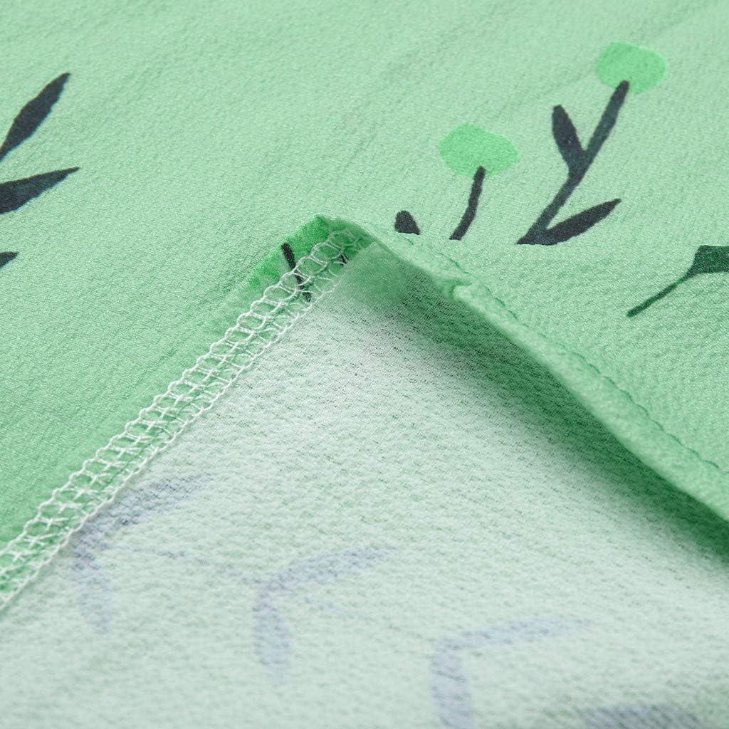 Hengshikeji Women Pullover Top Printed Shirt V-Neck Blouse Loose Long Sleeve Fashion T-Shirt Casual Summer Tops