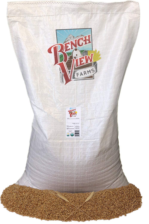 Organic Einkorn Wheat Berries - 25lbs