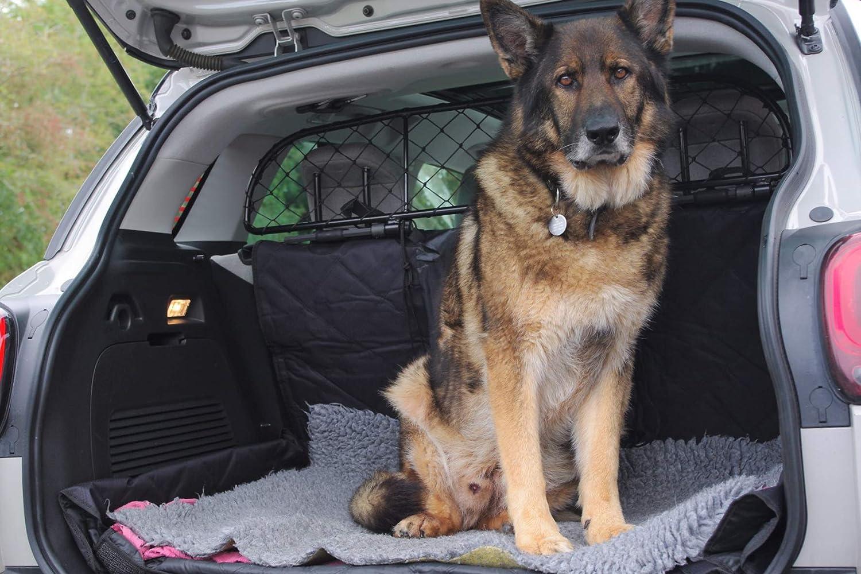 Ergotech Trennnetz Hundenetz Rda65 Xxs8 Kct024 Für Hunde Und Gepäck Sicher Komfortabel Für Ihren Hund Garantiert Auto