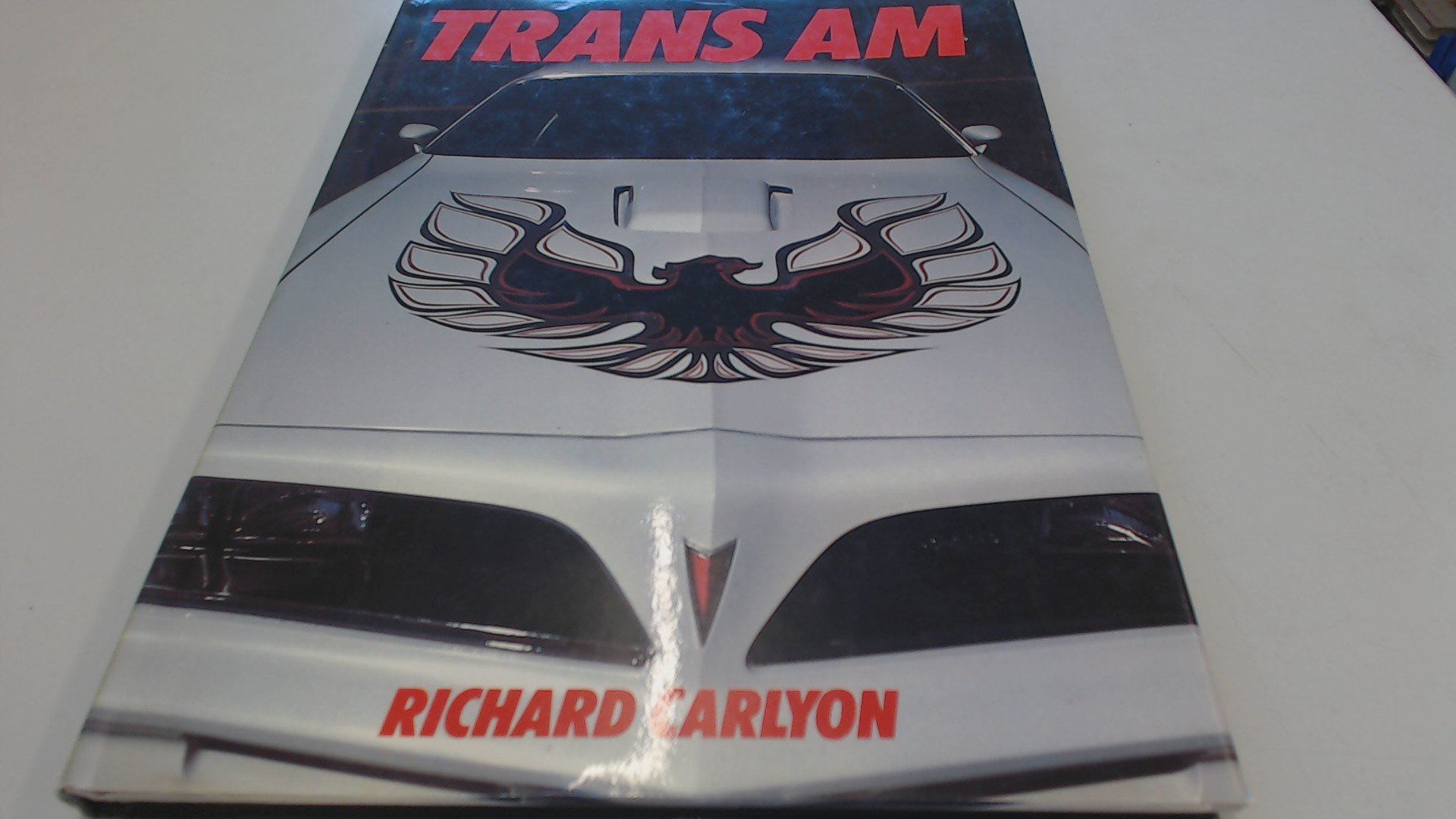 Trans Am Richard Carlyon 9781853611117 Books 1950 Pontiac