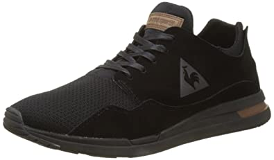 99374e09b2d1 Le Coq Sportif Men s LCS R Pure Suede Mesh Bass Trainers  Amazon.co ...