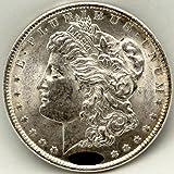 Silver Dollar USA Old Original Pre 1921 Morgan Dollar