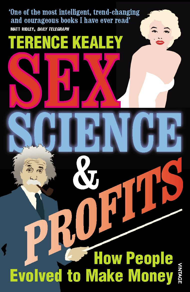 Read Online Sex, Science & Profits: How People Evolved to Make Money ebook