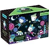 Mudpuppy Fairies Glow in The Dark Puzzle (100 Piece)