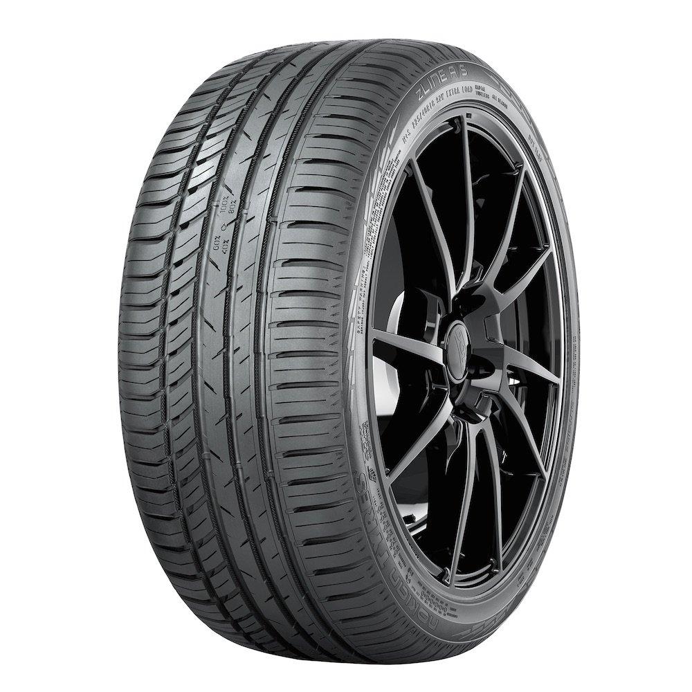 Nokian ZLINE A/S Performance Radial Tire - 215/45R17 91W T430064