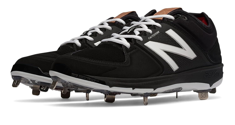 (ニューバランス) New Balance 靴シューズ メンズ野球 Low-Cut 3000v3 Metal Cleat Black ブラック US 12 (30cm) B01J5BUOBE