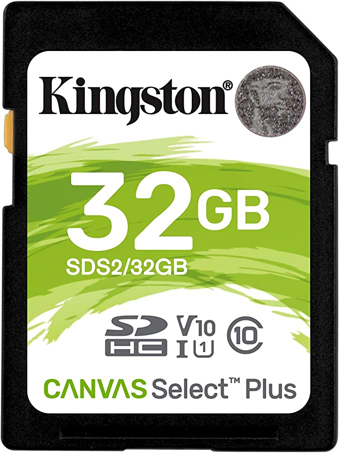 100MBs Works with Kingston Kingston 32GB Xiaomi Redmi 4a MicroSDHC Canvas Select Plus Card Verified by SanFlash.