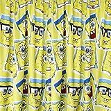 Spongebob Framed 66x72 pair of curtains