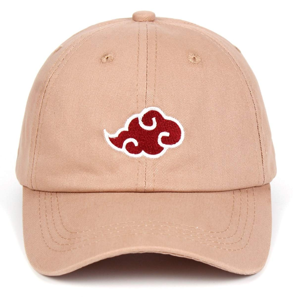 2d39b6cab 100% Cotton Japanese Akatsuki Logo Anime Naruto Dad Hat Uchiha ...